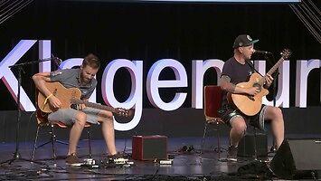 Gdybym miał gitarę, to bym na niej grał