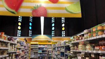 Oburzony Seba i kościół przerobiony na supermarket