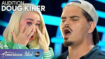 Śmieciarz z Alabamy oczarował jurorów w amerykańskim Idolu