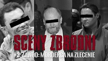 Zawód: Morderca na zlecenie || Sceny Zbrodni