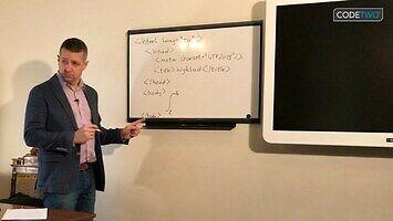 Wykład o programowaniu w HTML
