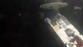 Bombardowanie ładunkami głębinowymi okrętu podwodnego