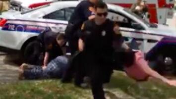 Aresztowanie w stylu USA