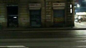 Mediolan wygląda ostatnio jak opuszczone miasto