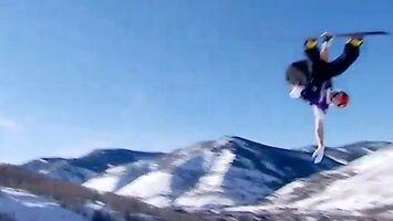 Wyższy poziom snowboardingu