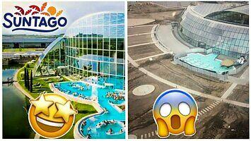 Cała prawda o Suntago, największym aquaparku w Polsce
