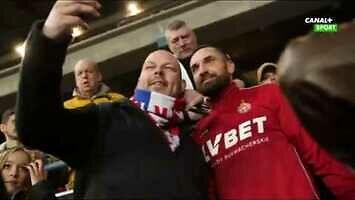 Hołd dla Marcina Wasilewskiego | Kibice Anderlechtu i Leicester w Polsce
