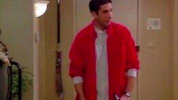 Joey, Chandler i Ross tańczą do polskich hitów
