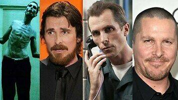 Christian Bale - mistrz metamorfozy