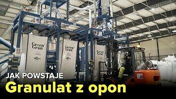 Recykling opon - Fabryki w Polsce