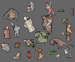 Plexus Puzzles Medieval