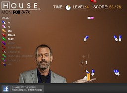 Fox Broadcasting Company: House: The HOUSE Daily Dose Game