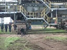 "Transport maszyn w KWB ""Konin"""