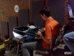 Laptop analogowy