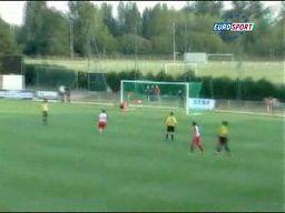Cudowny gol w czwartej lidze francuskiej