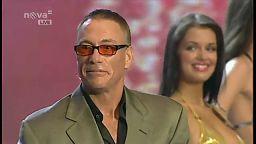 Jean-Claude Van Damme w formie