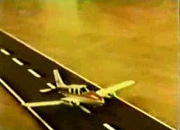 Symulator lądowania