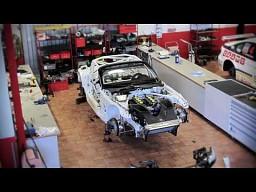 Składanie od podstaw BMW Z4 GT3
