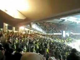 Kibice BVB rozbujali stadion
