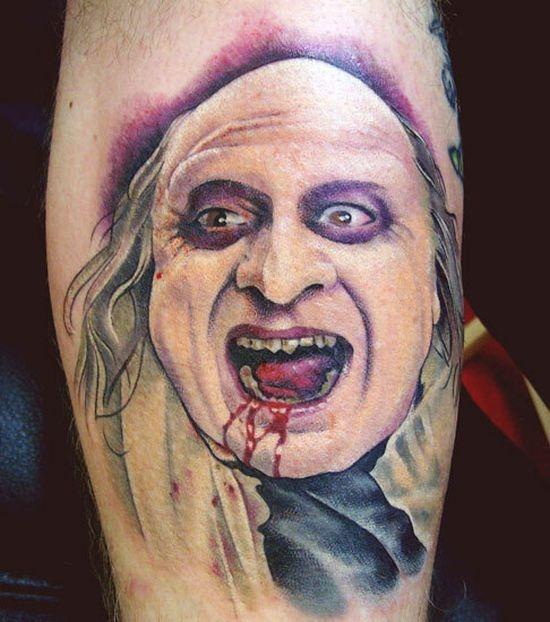 Najgorsze Tatuaże Joe Monster