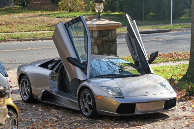 Tanie Lamborghini Murcielago Joe Monster