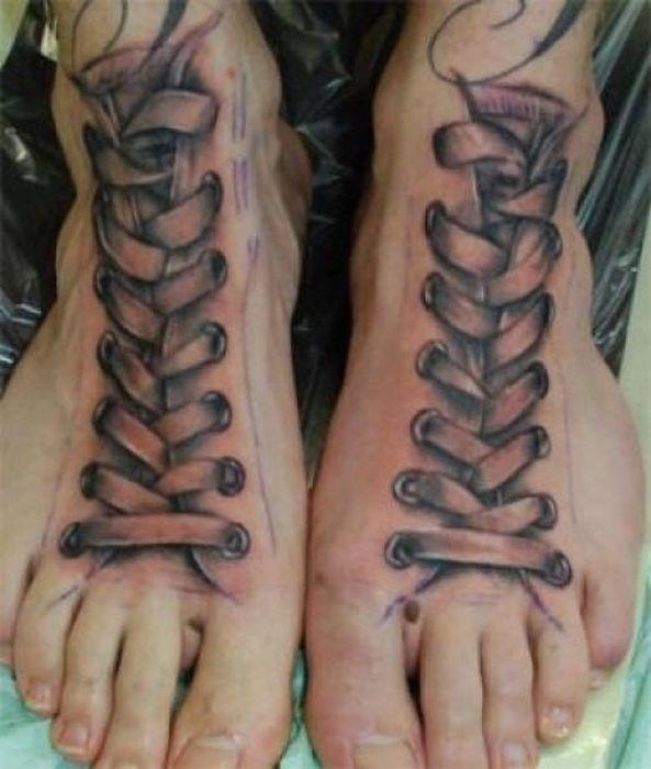 Jaki Tatuaż Najlepiej Pasuje Na Stopy Joe Monster