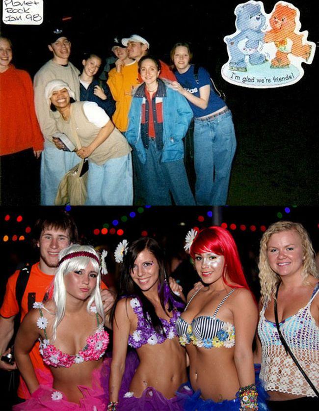 Imprezy dawnie i dzisiaj