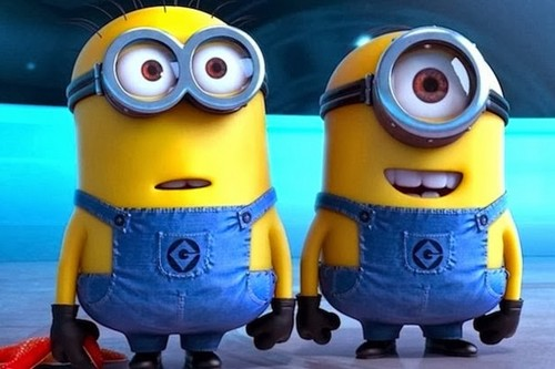 Minion Cartoon Character