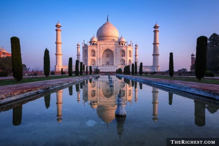 Najpiękniejsze miejsca na ziemi