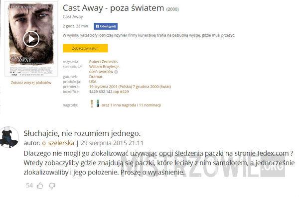 Cast Away –
