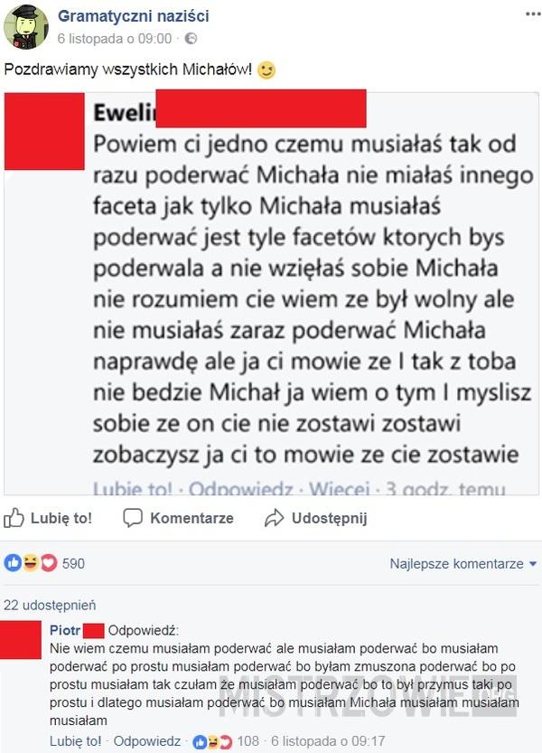 Michał –