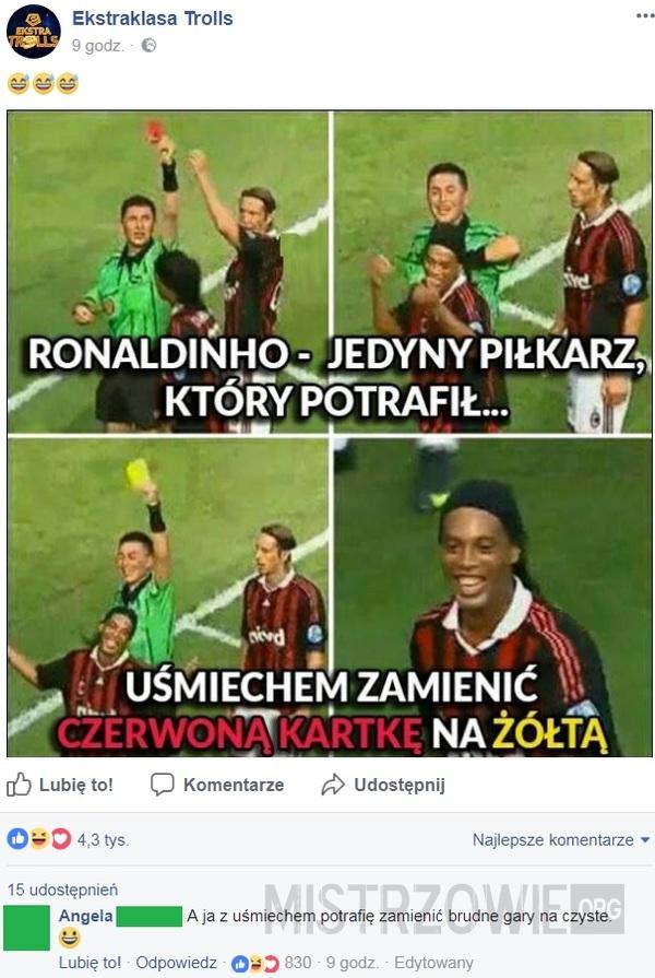Ronaldinho –